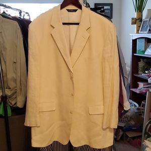 Polo by Ralph Lauren Cream Tuxedo Suit